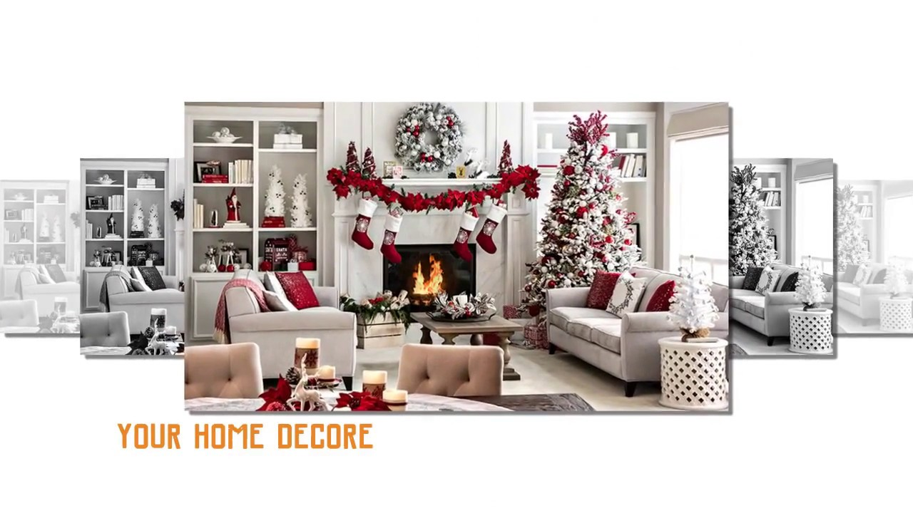 70 christmas decor for inside fireplace - christmas decorations and  christmas decorating ideas
