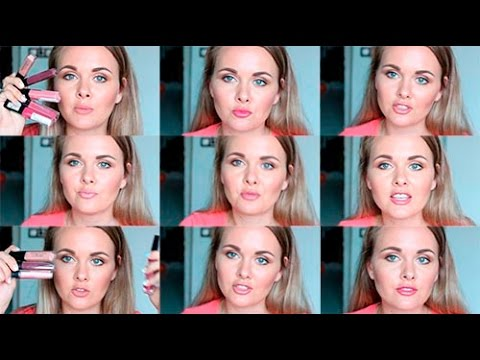 ОБЗОР блесков ARTDECO Hydra Lip Booster / KRISTINA BEAUTY