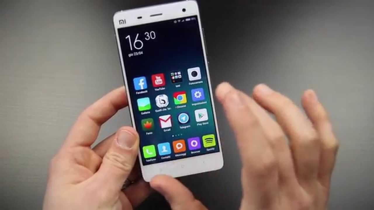 Xiaomi Mi4 LTE Quasi Un Anno Dopo