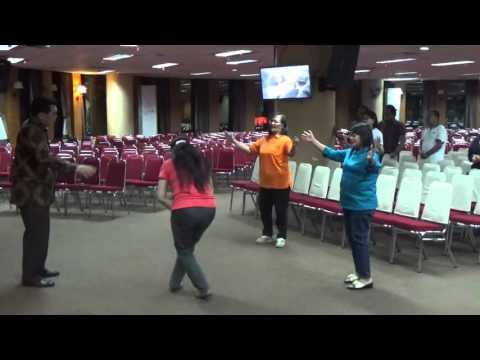 DANCING IN THE HOLY SPIRIT - PDT ALFREDO SIHOMBING