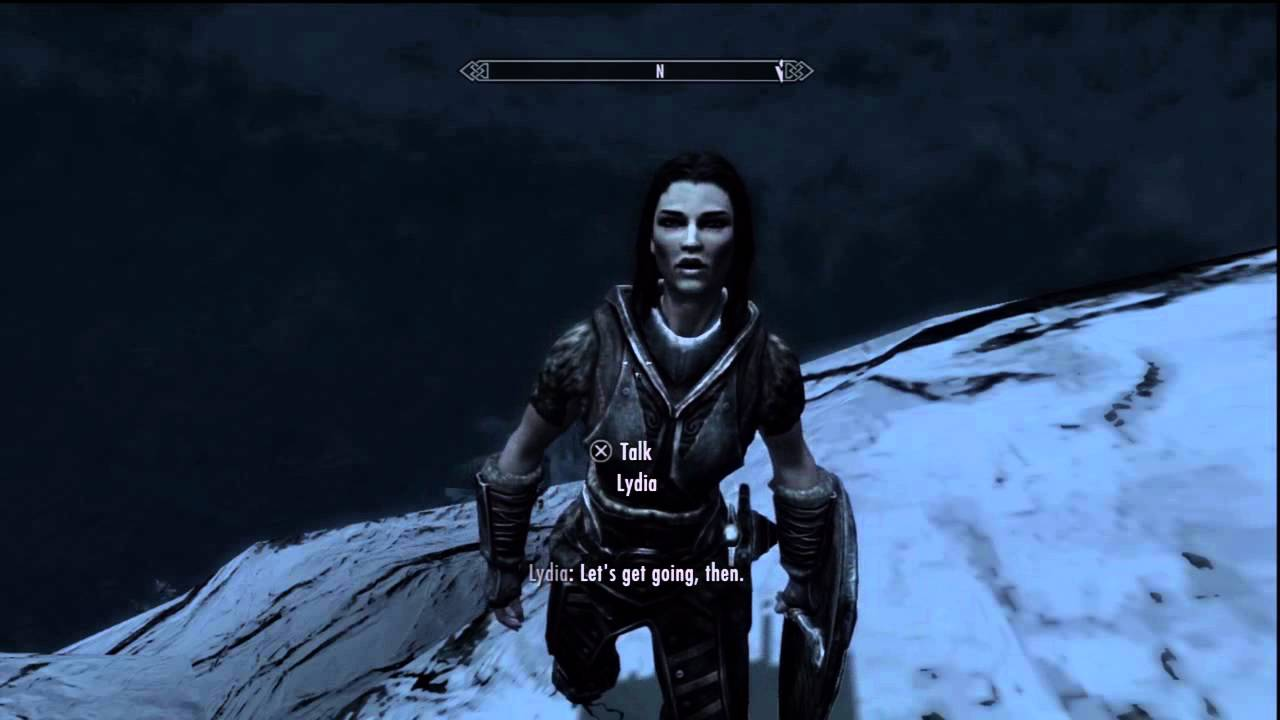 Skyrim - First Ever Fus Ro Dah