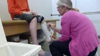 видео Ортопедическая обувь для детей «Медвежонок»