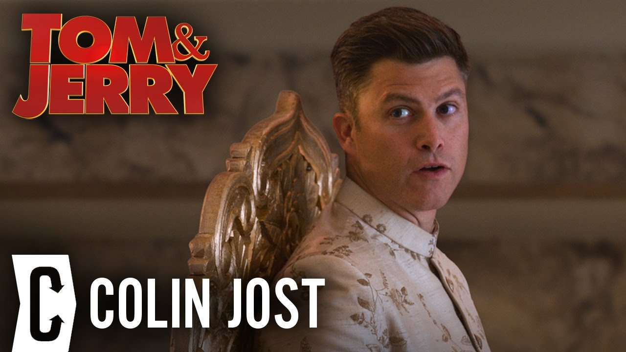 Colin Jost on Tom and Jerry, SNL, and Worst Man with Pete Davidson
