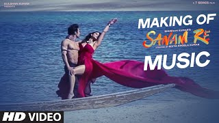 Making of SANAM RE Music | Bhushan Kumar, Divya Khosla Kumar | T-Series