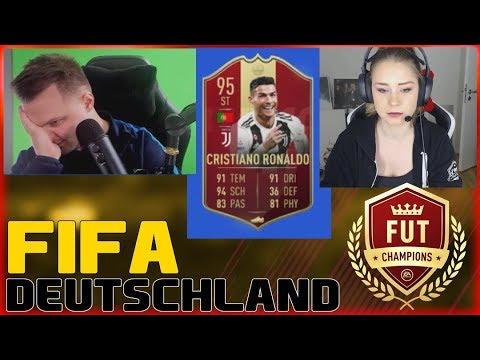 DIEHAHN köpft 2-mal ins eigene Tor | AKKCESS freut sich zu früh | FIFA 19 Highlights Deutsch thumbnail