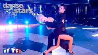 DALS S06 - Vincent Niclo et Katrina Patchett dansent un tango sur