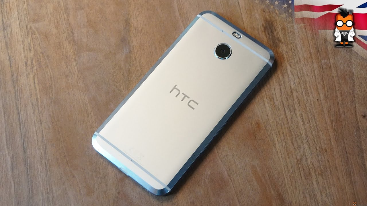 HTC 10 EVO aka HTC Bolt Hands On