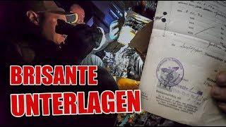 Alles voller Nazi Dokumente ! FEUER im alten Stadtarchiv