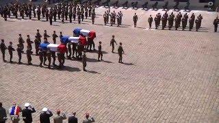 Hommage national Invalides 511 RT - 20 avril 2016