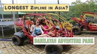 DAHILAYAN ADVENTURE PARK 2017(About Cagayan de Oro)