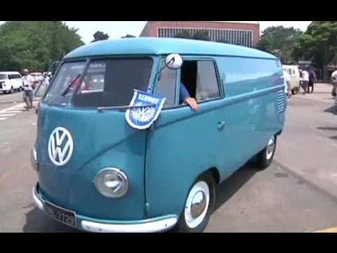 5e84b30bb2 BRAZIL VOLKSWAGEN PRODUCTION (Brazil celebrates its decades long romance  with the VW Kombi)