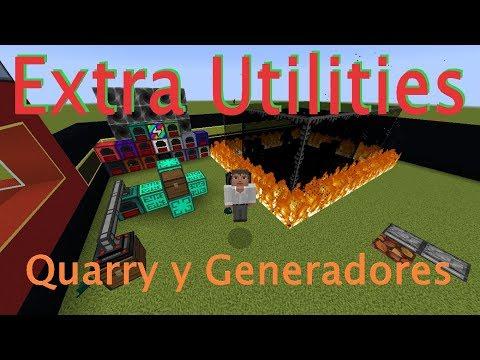 extra utilities quarry dimension