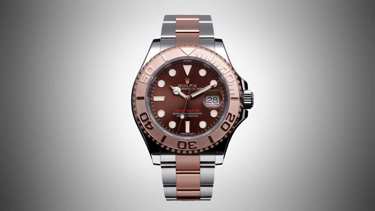 Rolex Introduces A Brand NEW Yacht Master 40 In Rose Gold
