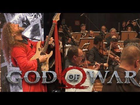 God Of War - The End Begins - Guitar And Orchestra - God Of War 5? Ragnarok Está Chegando