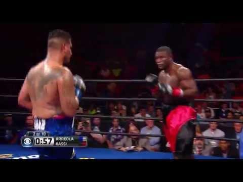 FULL FIGHT: Chris Arreola vs Fred Kassi - 7/18/2015 - PBC on CBS