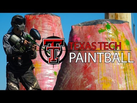Texas Tech Paintball - Recreational Sports Club