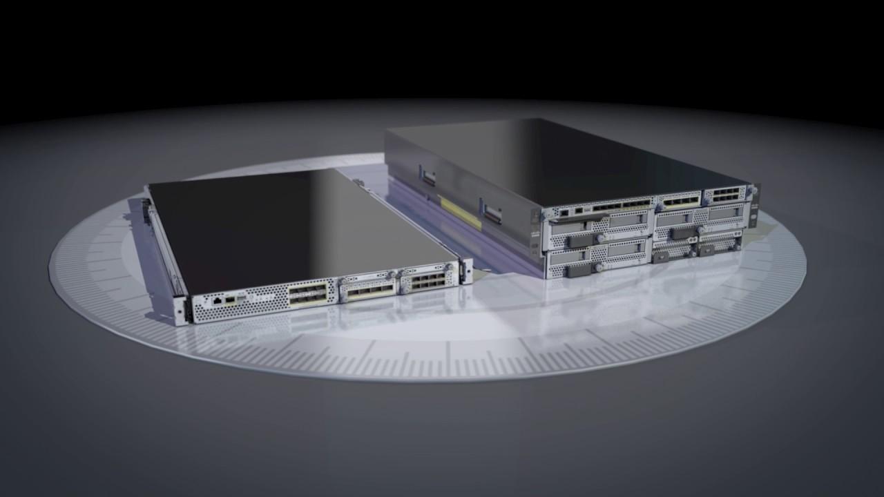 Cisco 9300 Firepower 3