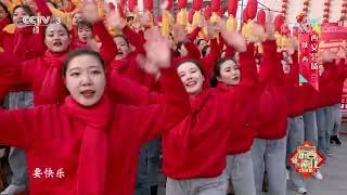 [2020东西南北贺新春]《快乐颂》 演唱:许魏洲| CCTV综艺