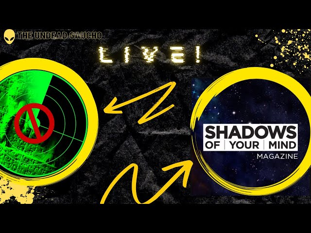 LIVE! Chris Mellon on Joe Rogan and UAP News with Shadows of Your Mind and The Zignal