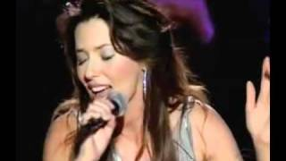 Shania Twain - Forever and For Always (ACM Awards)