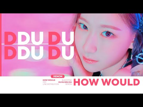"Free Download What If Itzy Debuted With ""ddu Du Ddu Du'' (blackpink) Line Distribution [color Coded](how Would) Mp3 dan Mp4"