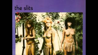 the slits, cut
