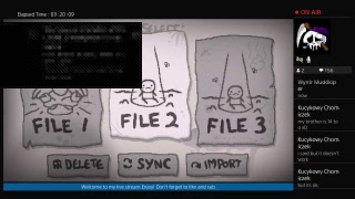 The binding of issac afterbirth+  working to complete 1st save file
