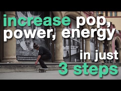 THE BEST WARM UP FOR SKATEBOARDING