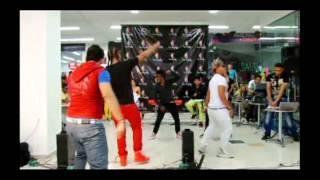 CANAL 12 CONCURSO DE REGGAETON XOKKA FT JEAN PAUL DJ JOZZ EN VIVO