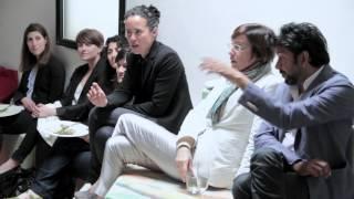 Venice Conversations 'Lunch with Sarah Sze'