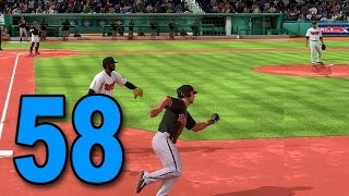 MLB 15 Road to The Show - Part 58 - Ground Rule Double! (Playstation 4 Gameplay)