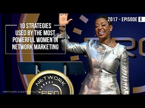 10 Strategies for Success in Network Marketing with Gloria Mayfield Banks – 2017 Episode #8
