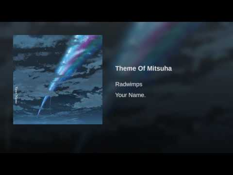 Theme Of Mitsuha