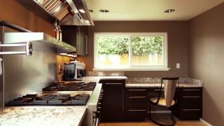 Cinematic Home Tour Video for 8247 S 122nd St in Seattle.