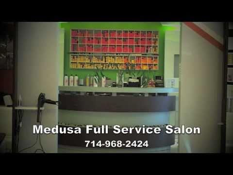 Medusa Hair Salon In Huntington Beach Ca