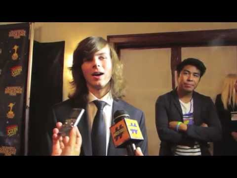 Interview: Chandler Riggs at the Saturn Awards