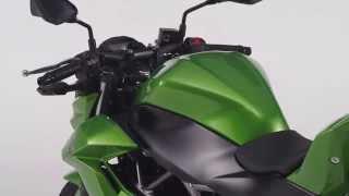 New Kawasaki Z250SL MY15 - Official Video