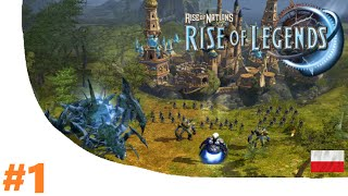 Rise of Nations: Rise of Legends #1