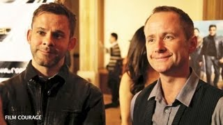 dominic monaghan billy boyd share their thoughts on the business of acting