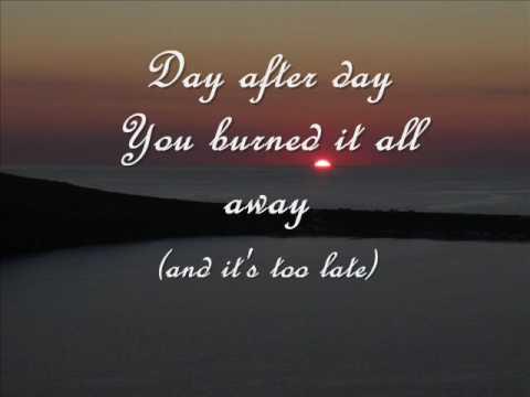 Anathema - Judgement (with lyrics)
