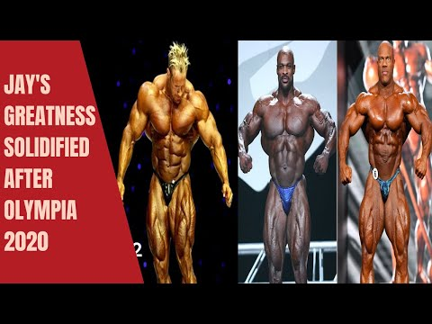 How Jay Cutler proved he is better than Phil Heath & Ronnie Coleman .