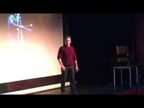 """A life in acting"" by former Loretto School pupil,  Jamie Parker"