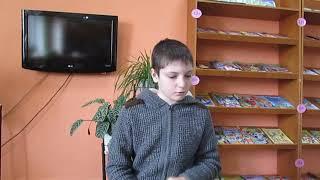 Фрагмент рассказа М. Горького ''Воробьишко''