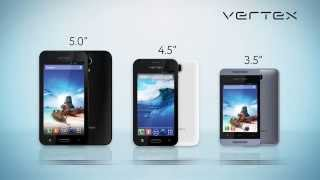 Vertex Impress 1080p advertising