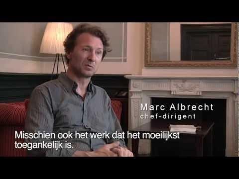 Marc Albrecht over Mahlers 6e symfonie