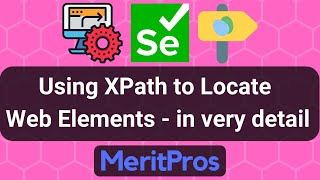 Using XPath to Locate Web Elements - in very detail