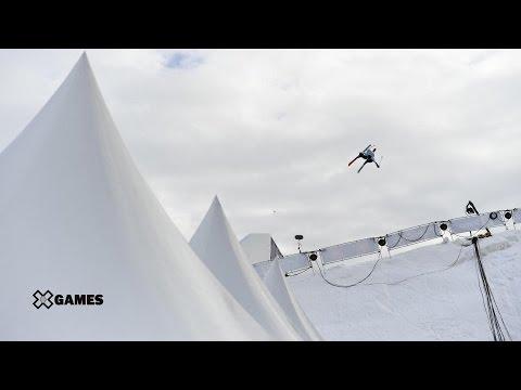Jackson Wells qualifies first in Men's Ski Big Air | X Games Norway 2017