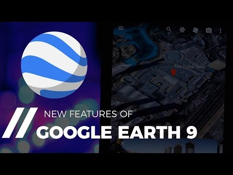 Best New Features Of Google Earth | Google Navigation Maps 3D 