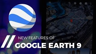 Best New Features of Google Earth | Google Navigation Maps 3D  Free HD Video