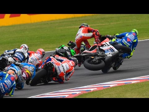 Crash Analysis: #ArgentinaGP